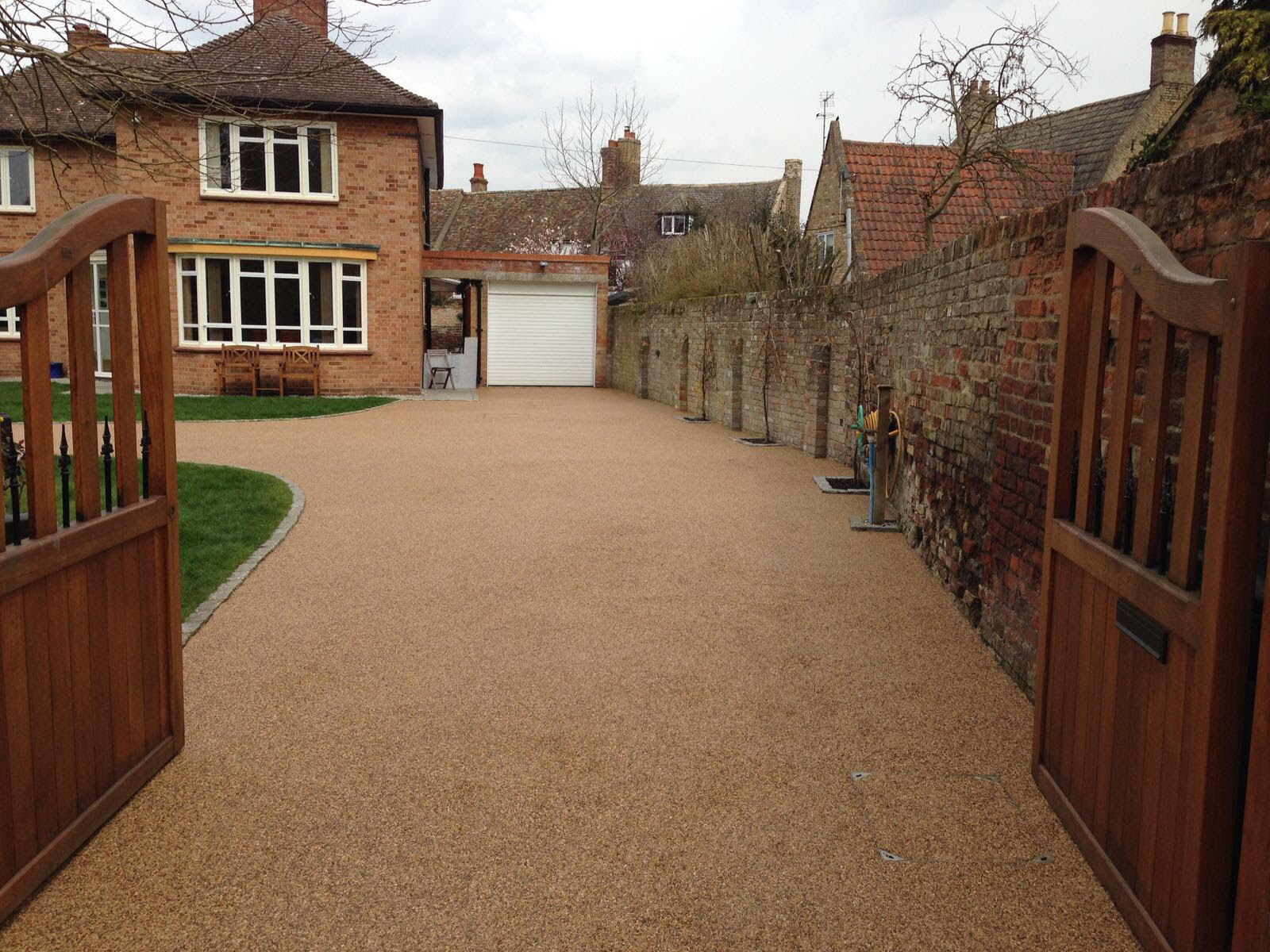 Resin Driveways Leicestershire - Prestige Group UK - Based In Leicester