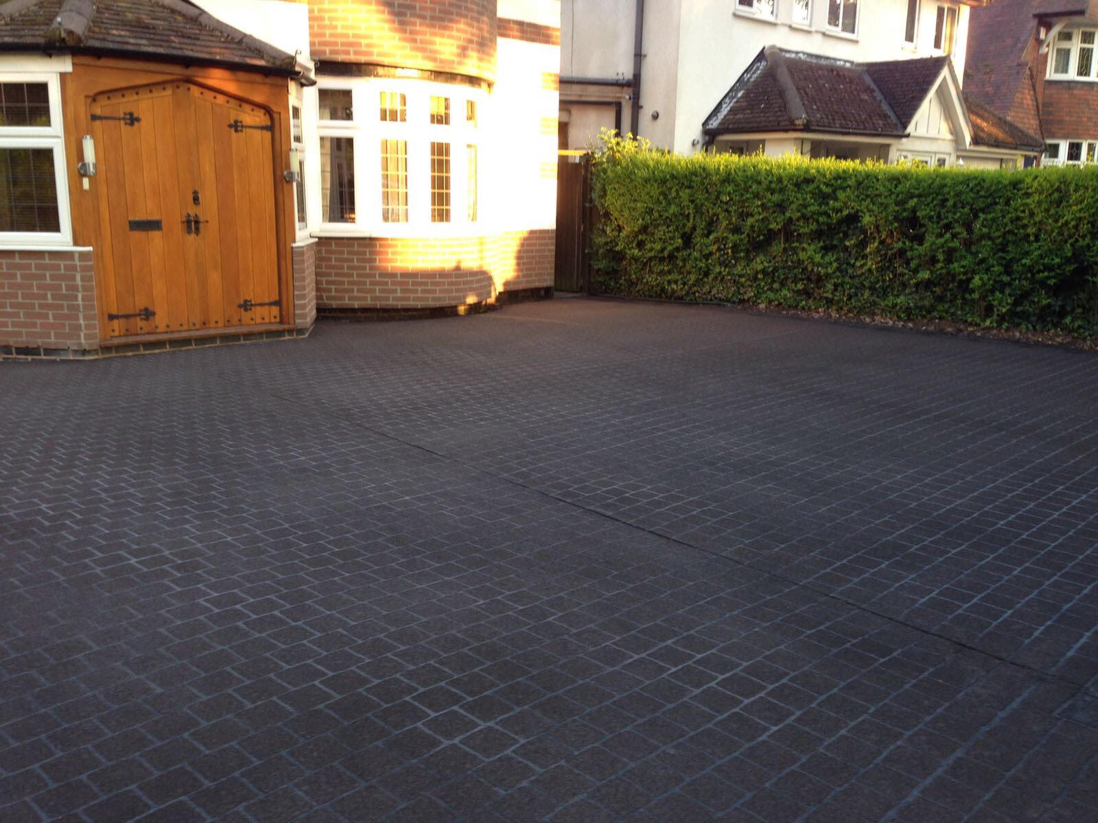 Driveway Services - Prestige Concrete UK - Based In Leicestershire